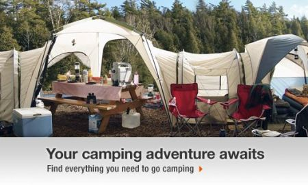 Canadian Tire Ad for Camping on Website camping_DLP_528x317